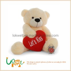Meilleur cadeau ours en peluche jouets en peluche pour la Saint Valentin Cuddles