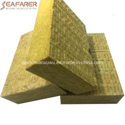Lã mineral em parede/teto placas de isolamento/Folhas/materiais de painéis