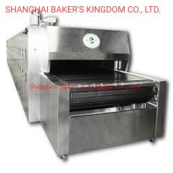 De industriële Machine van Baker van het Gebruik voor de Apparatuur van de Oven van de Pizza van de Bakkerij van de Machine van de Bakkerij van de Machine van het Baksel van de Cake van de Oven van het Baksel van de Oven van de Tunnel