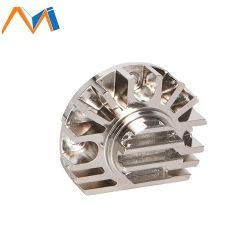 Wholesales artesanales personalizados de piezas de repuesto de metal de aleación de aluminio de China