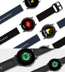 Lw02 Smartwatch mit integrierten Sport-Apps Schwarz Dunkelblau Sport Smartwatch Blutdruck für Männer Frauen Fashion Smart Watch
