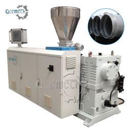 De plastic Machine van de Uitdrijving van de Pijp van pvc voor Watervoorziening/Rioolbuis 160400mm