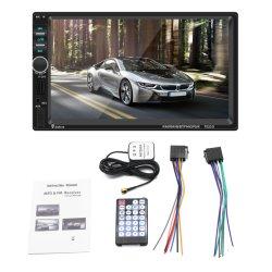 2 LÄRM 7 des Zoll-HD des Bildschirm-FM Spieler-Installationssatz Auto-Multimedia-Spieler-Auto-Navigation GPS-Spieler-Screen-des Auto-MP5