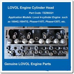 Lovol culasse moteur assy Tzz80221 1003G 1006tag Tzz80299