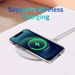 2021 보호폰 케이스 내충격 투명 TPU+ PC 전화 케이스 iPhone 12 6.1 충격 방지 휴대폰 덮개