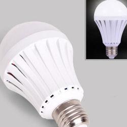 12W Ampoule de feu d'urgence LED intelligent E27 Lampe LED rechargeable