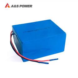 Alta Qualidade 25.918650 V Bateria Li-ion 24V recarregável Bateria de armazenamento 15,6AH