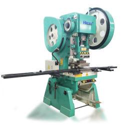 C-Rahmen lochende exzentrischmaschine der tiefe Kehle-geneigte geöffnete zurück mechanischen Presse-J23-40ton
