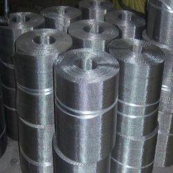 Malla de alambre de acero inoxidable en Tejido de sarga/holandés/tejido de ligamento tafetán
