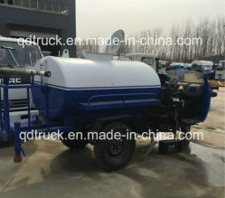 1.5M3 triciclo água bowser/ 2m3 Saneamento usando triciclo carrinho de água