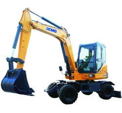 Prezzo mobile Xe60W Xe150W dell'escavatore della rotella della Cina XCMG 6ton 15ton 21ton