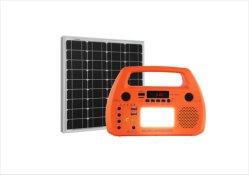 Солнечная энергия лампа зарядки телефона и блок питания постоянного тока для внесетевых районах небольших домашних хозяйств