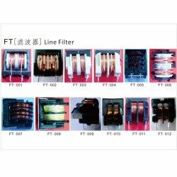 De modo común Uu9.8 RoHS Approal ahogar el filtro 10MH 20H.