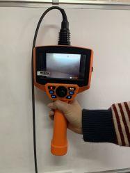 ジョイスティック産業用ビデオエンドスコープ、 4.0mm 径レンズ、 2.0m テストケーブル、 5 インチ LCD