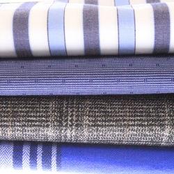 모슬린 작업복 획일한 셔츠 의류 셔츠 의복을%s 디지털에 의하여 인쇄되는 보통 염색된 폴리에스테 면 T/C CVC 길쌈된 능직물 교련 포플린 직물