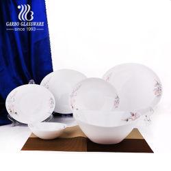 26PCS Alta Qualidade Adesivos de Flores Opal Copos para Home diariamente usando Dinnerware (EMERGÊNCIA026005-T2)
