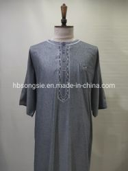 Vestimenta islámica Kaftan vestido tradicional burka