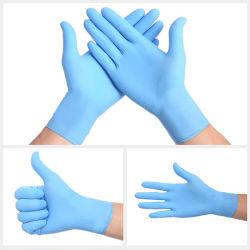 Anti Virus wegwerpbare Vinyl Latex Safety Glove Nitrile Medical Handschoenen