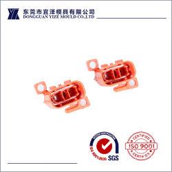 Ultrahochpräziser Koaxialsteckverbinder für Draht-zu-Draht-Injektion Kunststoffspritzguss