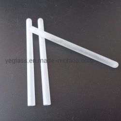 Hohes Borosilicat bereiftes milchige neutrale Person Pyrex des Weiß-3.3 Glasgefäß