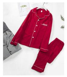 Van de Katoenen van de Nachthemden van dames de Pyjama Ontwerpers van de Nachtkleding