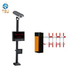 Centro Comercial el código de barras del sistema de estacionamiento inteligente Proyecto de Sistema de estacionamiento