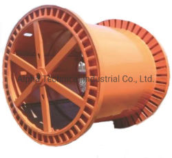 고품질 케이블 철사 물결 모양 감개틀, China#에 있는 케이블 밧줄 물가를 위한 물결 모양 철사 권선 감개틀