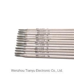중국 Fatory 티타늄 칼슘 유형 스테인리스 전극 Aws E309-16