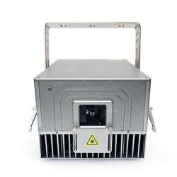 De professionele Verlichting van de Laser van de Disco van de Lichte Projector van de Laser RGB 3W