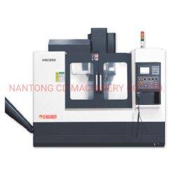 Vmc850 -800x500mm haute vitesse de haute précision 3 axes CNC Centre d'usinage vertical fraiseuse de métal