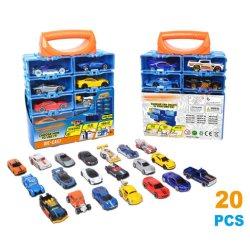 1: 64 20 PCS 1 conjunto misturado carro deslizante