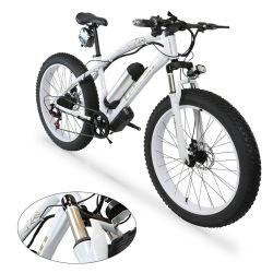 2021新式の350With500W /1000Wはブラシレスモーター山の脂肪質のタイヤの電気バイクをカスタマイズした