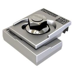 Sinchold 9120/15/38 autoblocante flexible soldada de acero forjado de la rampa de la grúa clips