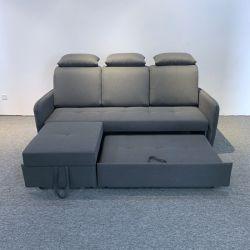 豪華なファブリックのソファベッド折りたたみのモダンなスリーパーソファ