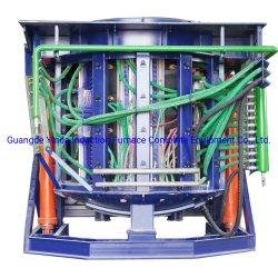 Coreless 중간 주파수 강철 또는 철 또는 스테인리스 또는 합금 녹기를 위한 전기 /Induction 로 또는 히이터 또는 녹기 시스템 /Casting 시스템 또는