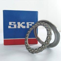 Die Druckfestigkeit, die Stahlkugellager-Doppelt-Reihen-einzelnen Reihen-Kupfer-Haltering 52232m trägt, stieß Kugellager