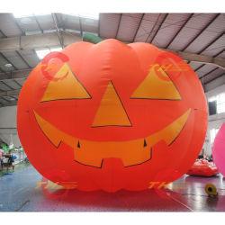 Canchas de calabaza para Halloween Decoración de jardín inflables