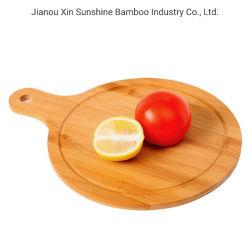 2021 het Natuurlijke Aangepaste In het groot Dienblad van het Bamboe van het Keukengerei