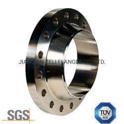 L'alta qualità di Wnrf ha forgiato la flangia dell'ANSI del acciaio al carbonio dell'acciaio inossidabile F304 F316