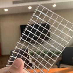 防水紫外線抵抗力がある炎-温室カバーのための抑制多補強された明確な透過網のPVCによって薄板にされる防水シート