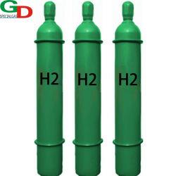 Heiße reines Wasserstoff-Gas der Verkaufs-40L 150bar 99.999%