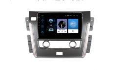 LÄRM 2 9 Universalitäts-Autoradio-Doppeltes LÄRMstereo-GPS-Navigation des Zollandroid-9.1 Autoradio Gedankenstrich im video WiFi USB-Bluetooth