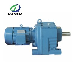 Cranes MachineのためのRF77 Output Flange Gearboxes