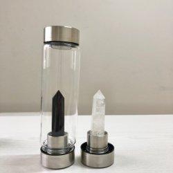 500 мл Crystal вливания Gemwater природные Кварцевые для использования вне помещений воды энергии воды на подъеме