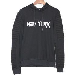 Custom/tejidos de moda personalizada impresión de sublimación/Impreso Suéter de algodón/poliéster señoras/mujer/hombre de las prendas de vestir