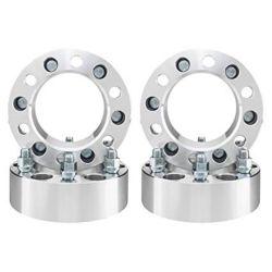 Алюминиевые колесные проставки