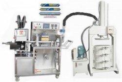 Wt0004 Salchicha totalmente automática Máquina de Llenado y Sellado