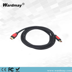 WDM 1.5/3/5/10/15/20 م كبل Sipu عالي السرعة عالي السرعة عالي الدقة عالي الدقة يدعم تقنية العرض الثلاثي الأبعاد بدقة 1080p دقة 4K مع Ethernet