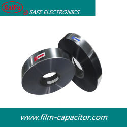 Película de MPP metalizados filmes de BOPP película de polipropileno para condensadores