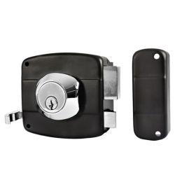 Cerradura Sobreponer Tür-diebstahlsicherer Nachtverriegelung7 Pin-einzelner Schrauben-Felgen-Verschluss